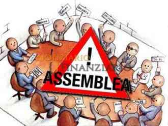 associazione verbale assemblea quote