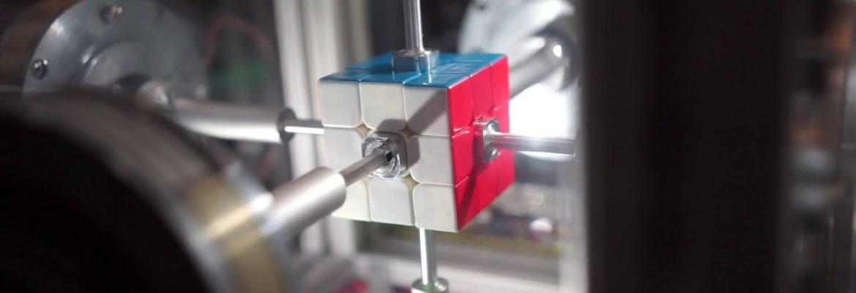 Stabilito il nuovo record mondiale per la risoluzione del cubo di Rubik