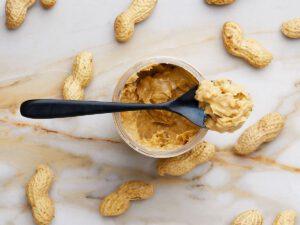burro d'arachidi senza glutine
